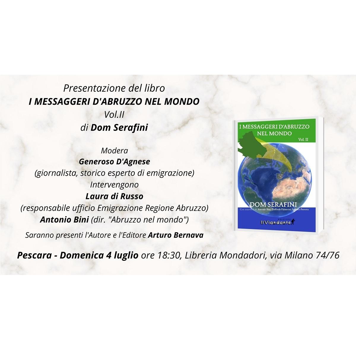 Presentazione del libro di Dom Serafini 4 luglio 2021 foto