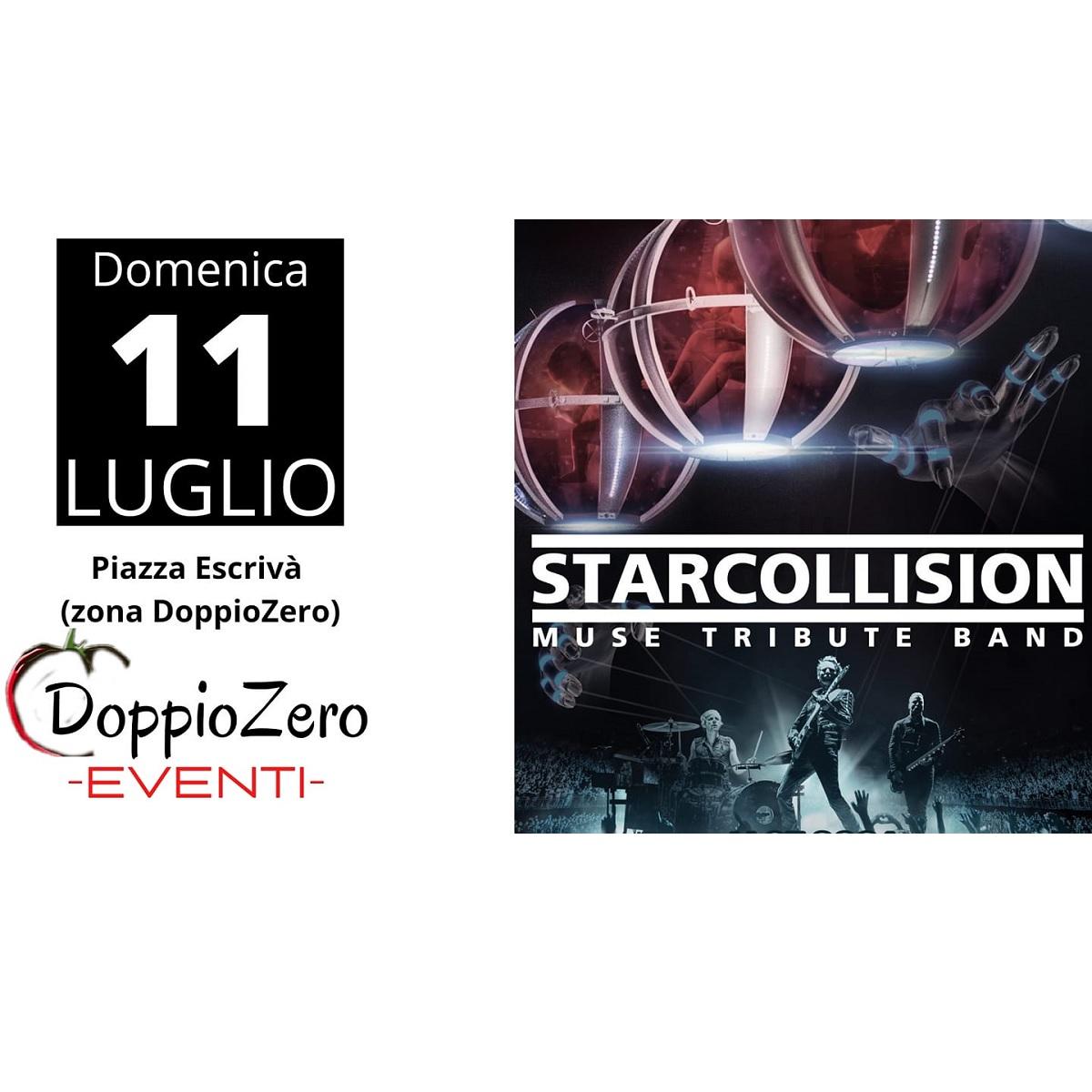 StarCollision - Muse Tribute Band 11 luglio 2021 foto