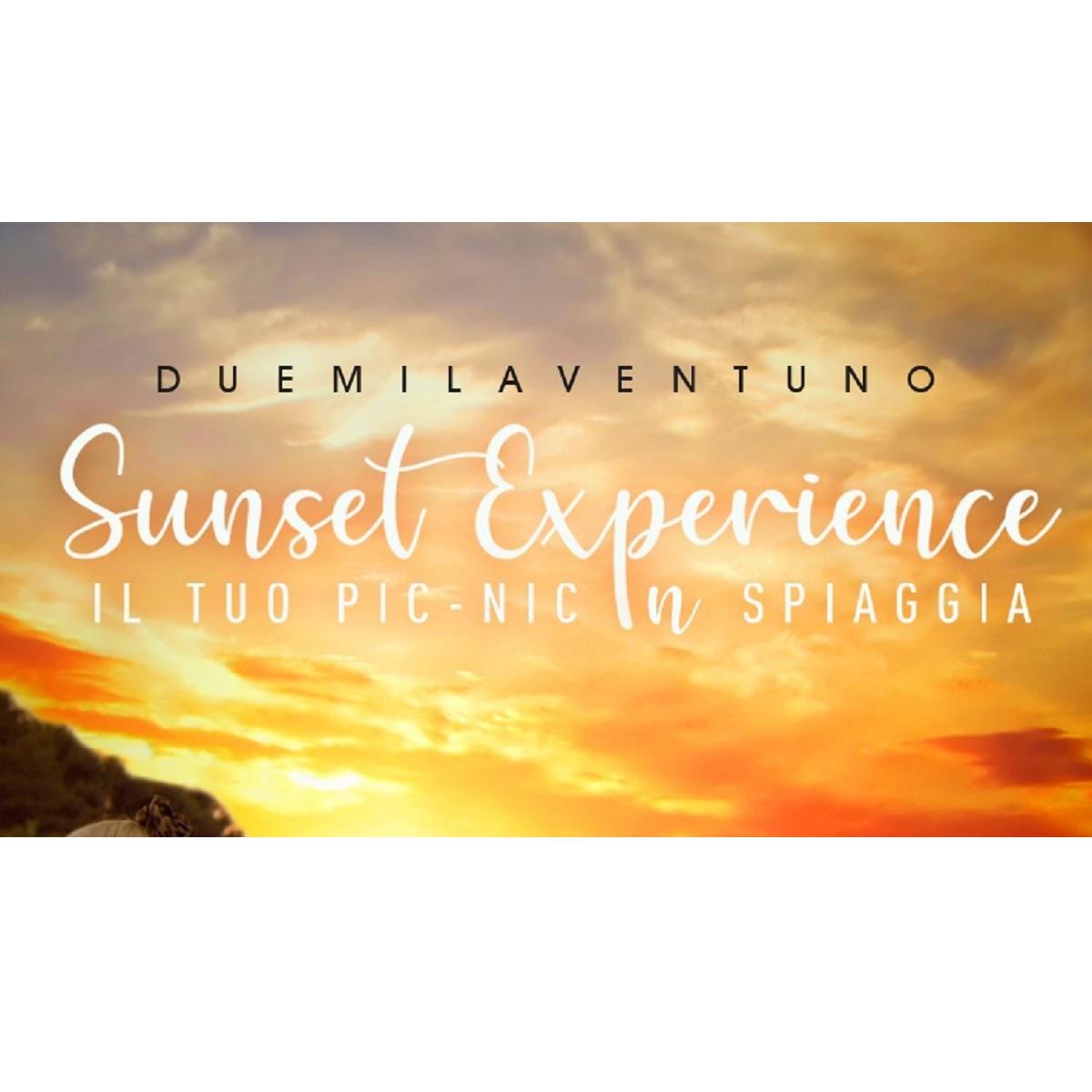 Sunset Experience pic nic in spiaggia domenica 27 Giugno foto
