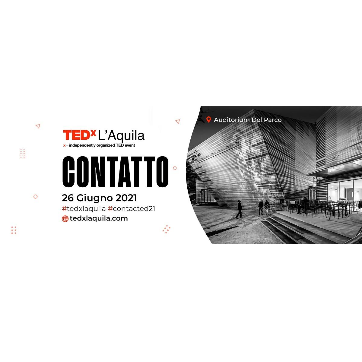 TEDxL'Aquila 2021 sabato 26 giugno 2021 foto