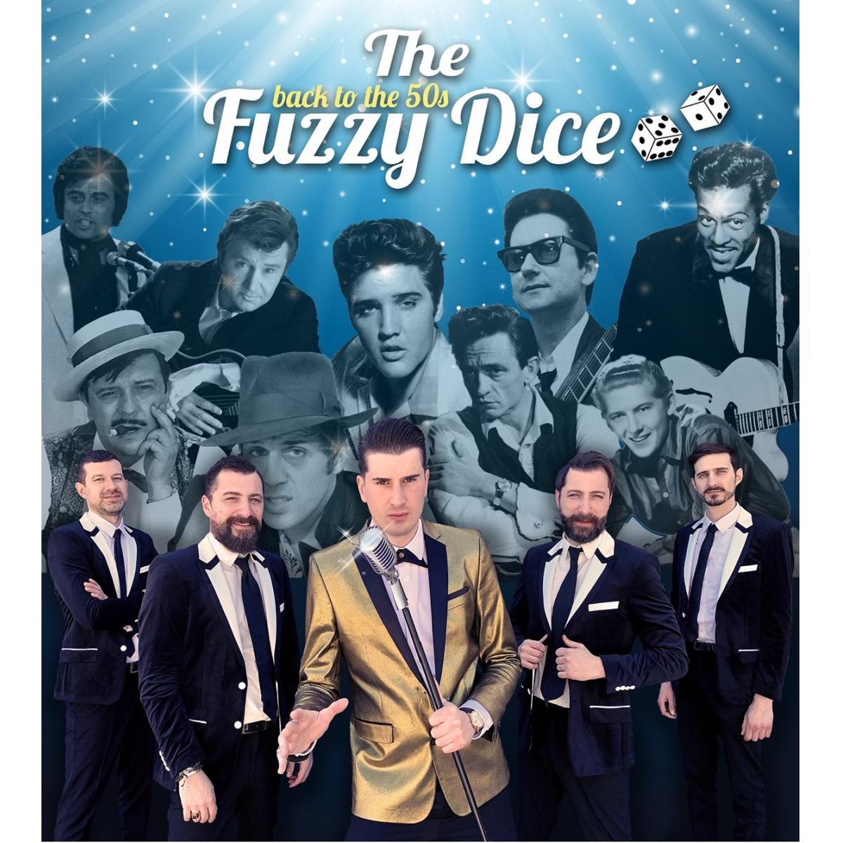 The Fuzzy Dice a Campli il 5 giugno 2021 foto