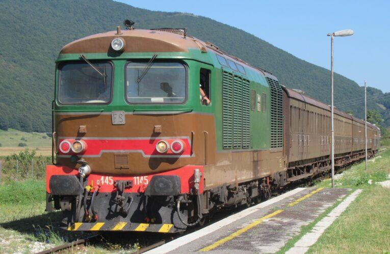 Torna il treno Transiberiana d'Italia