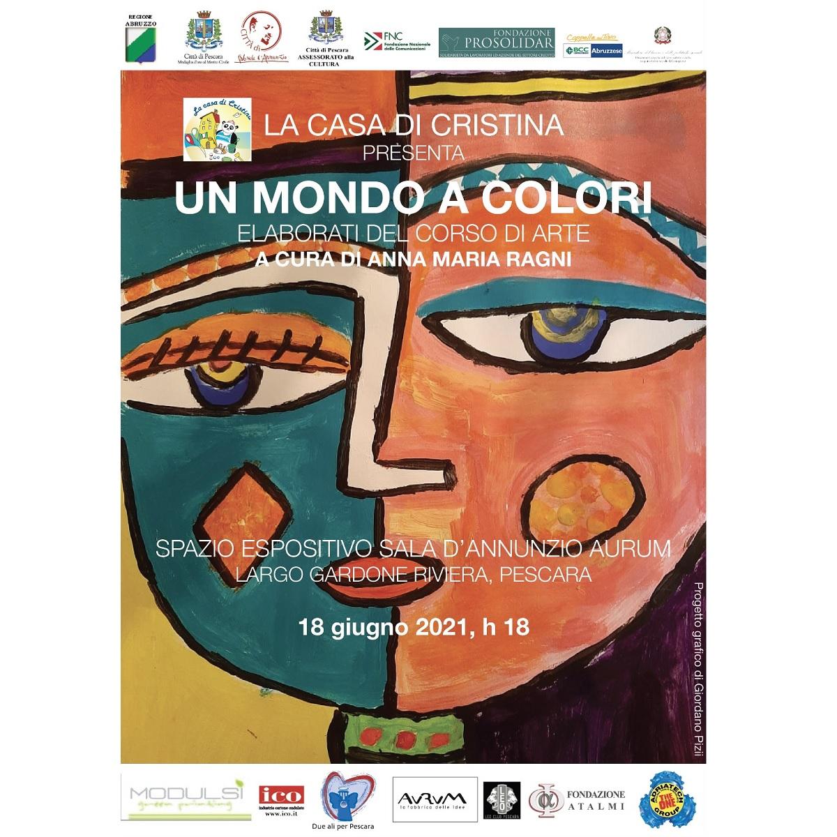 Un mondo a colori il 18 giugno 2021 a Pescara foto