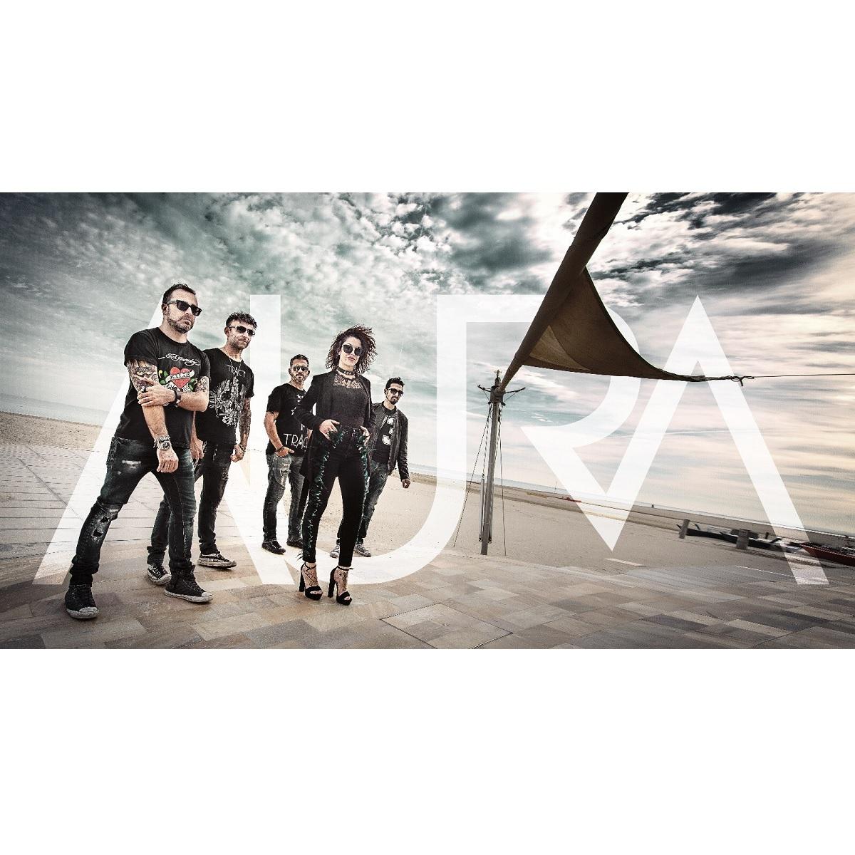 Aura Live Band al Pescara City Summer 10 luglio 2021 foto