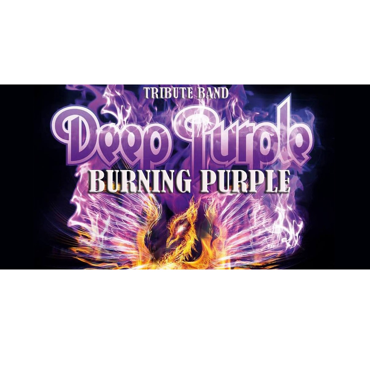 Burning Purple Deep Purple Night 17 luglio 2021 foto