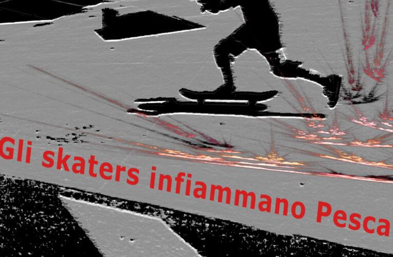 Cis street Pescara 31 luglio 21: skateboard al porto turistico