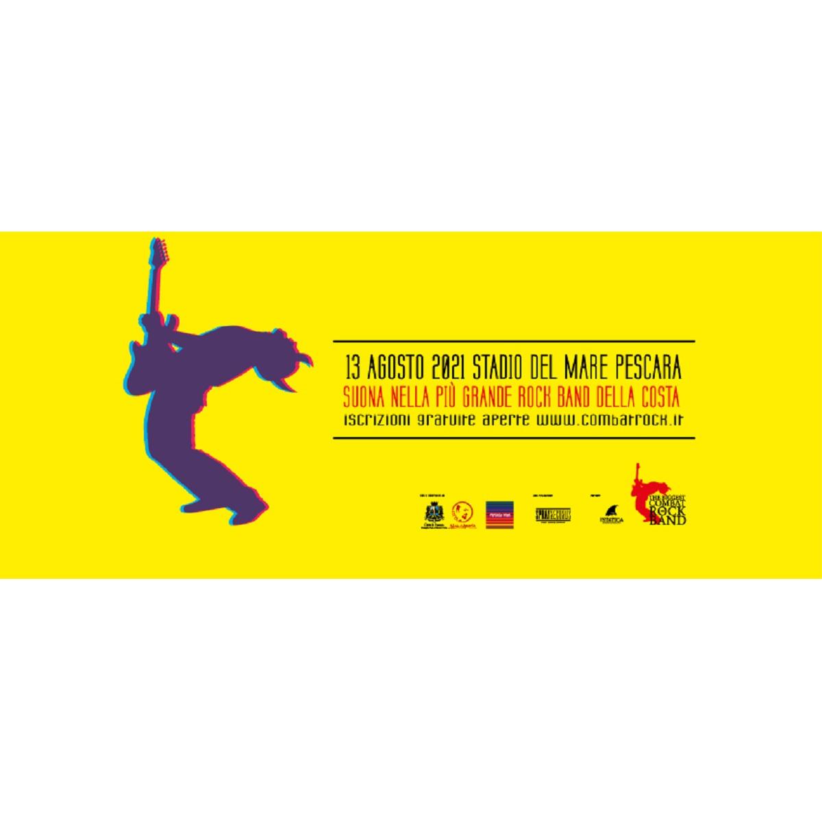 Combat Rock a Pescara presso lo Stadio del Mare foto