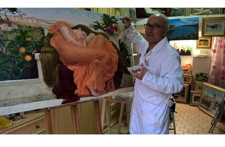Filippo Strivaletta: un pittore fra l'antico e il moderno