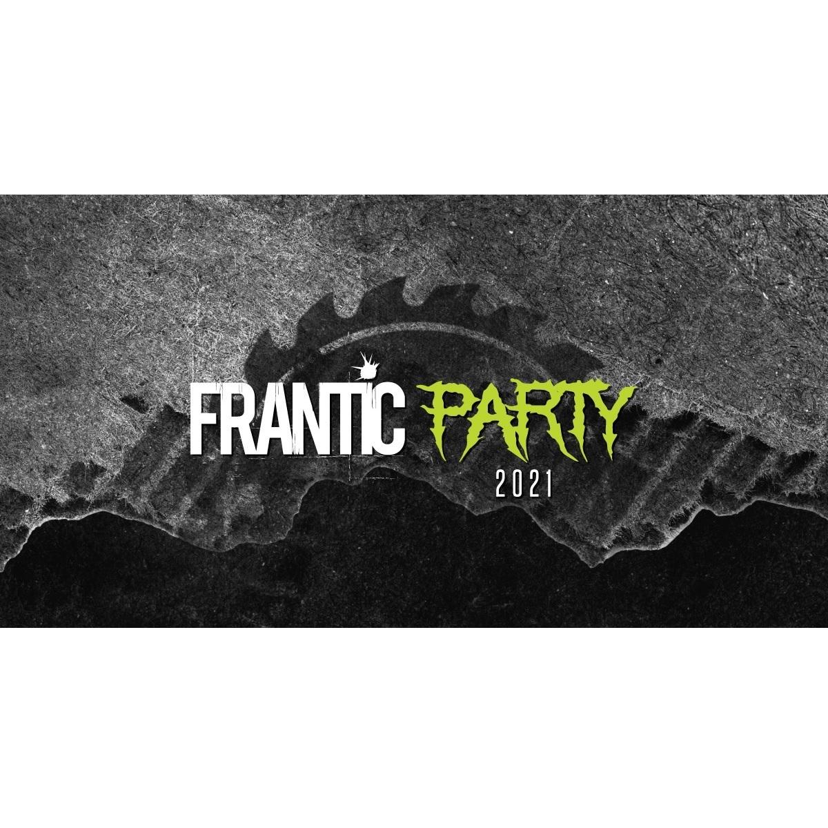 Frantic Party 2021 sabato 21 agosto 2021 foto