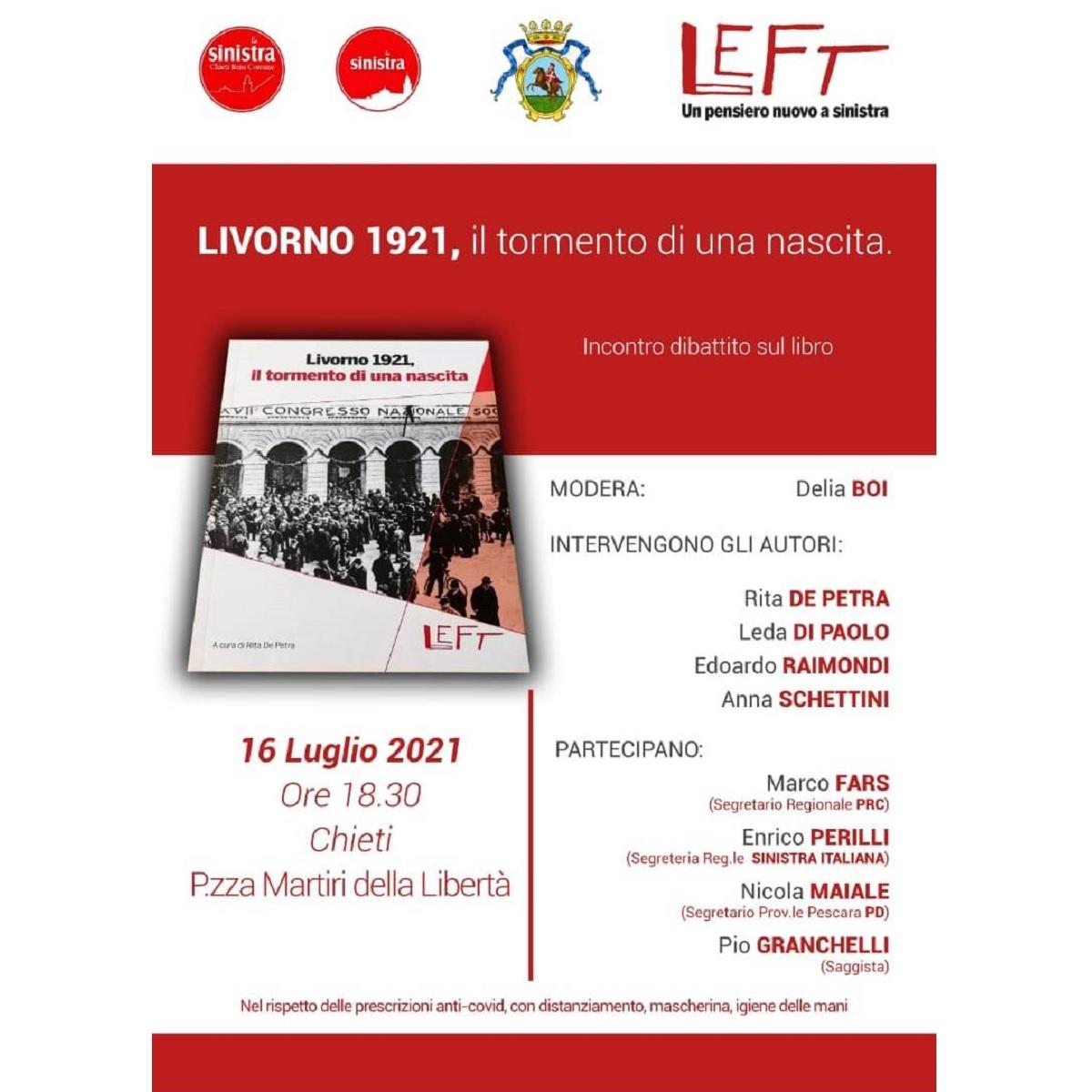 Livorno 1921. Il tormento di una nascita 16 luglio 2021 foto