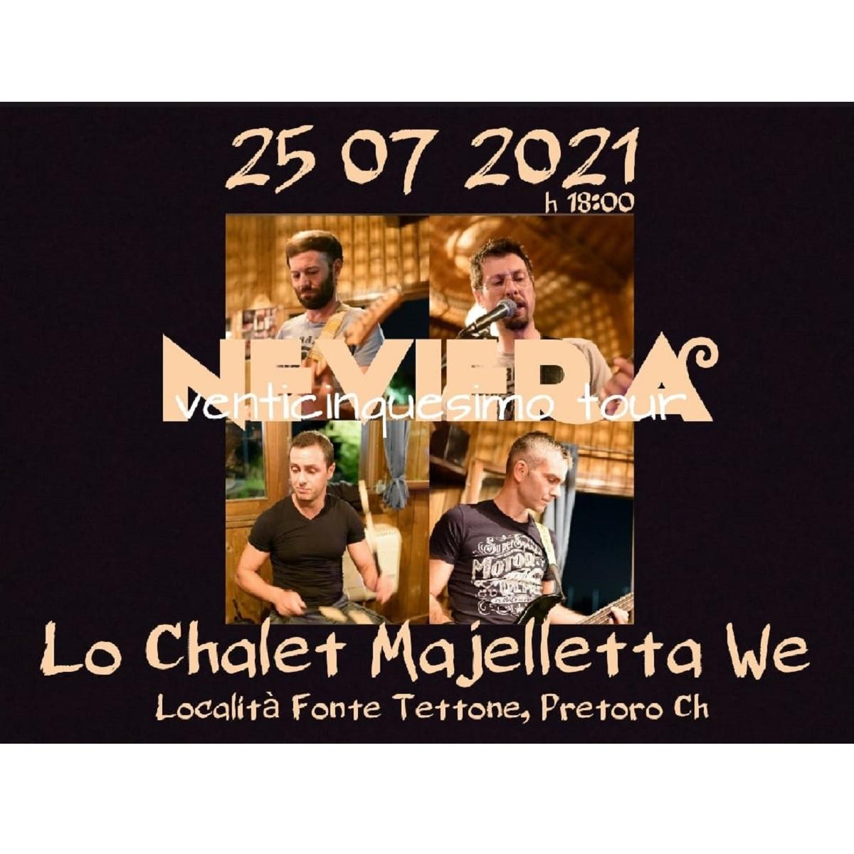 Neviera presso Lo Chalet Majelletta We 25 luglio 2021 foto