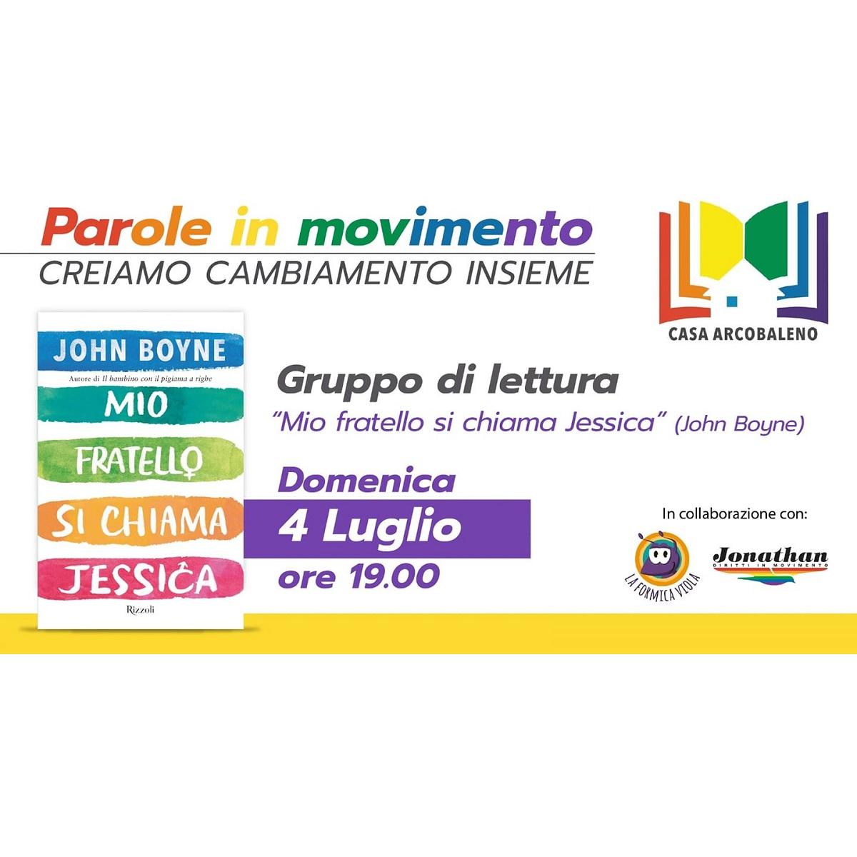 Parole in movimento a Pescara 4 luglio 2021 foto
