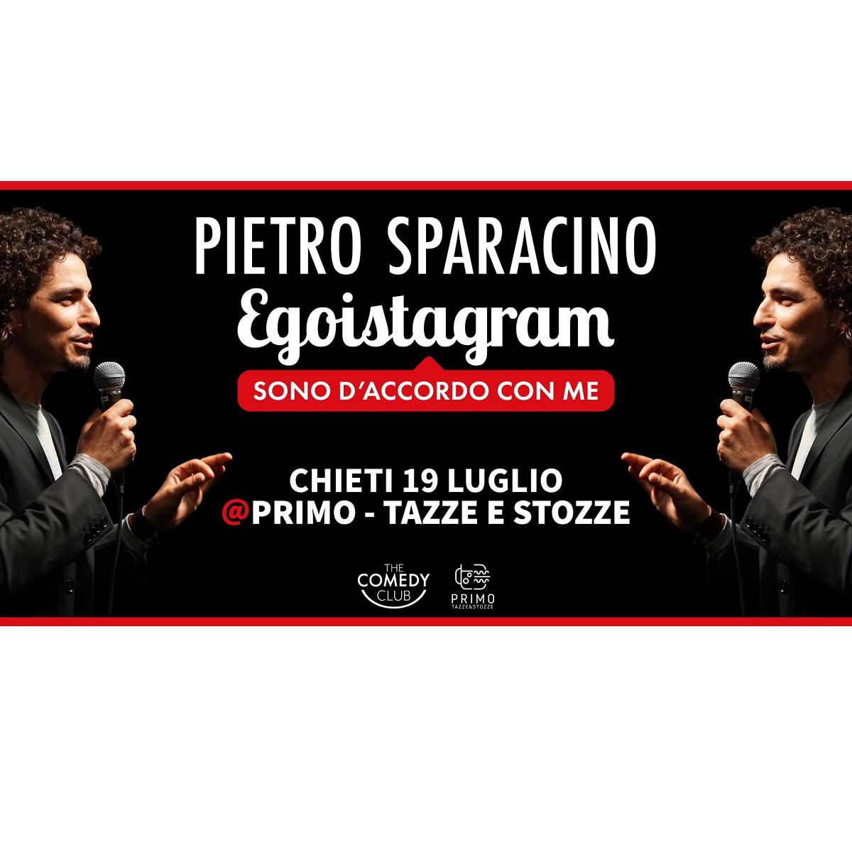 Pietro Sparacino al Primo a Chieti Scalo 19 luglio 2021 foto