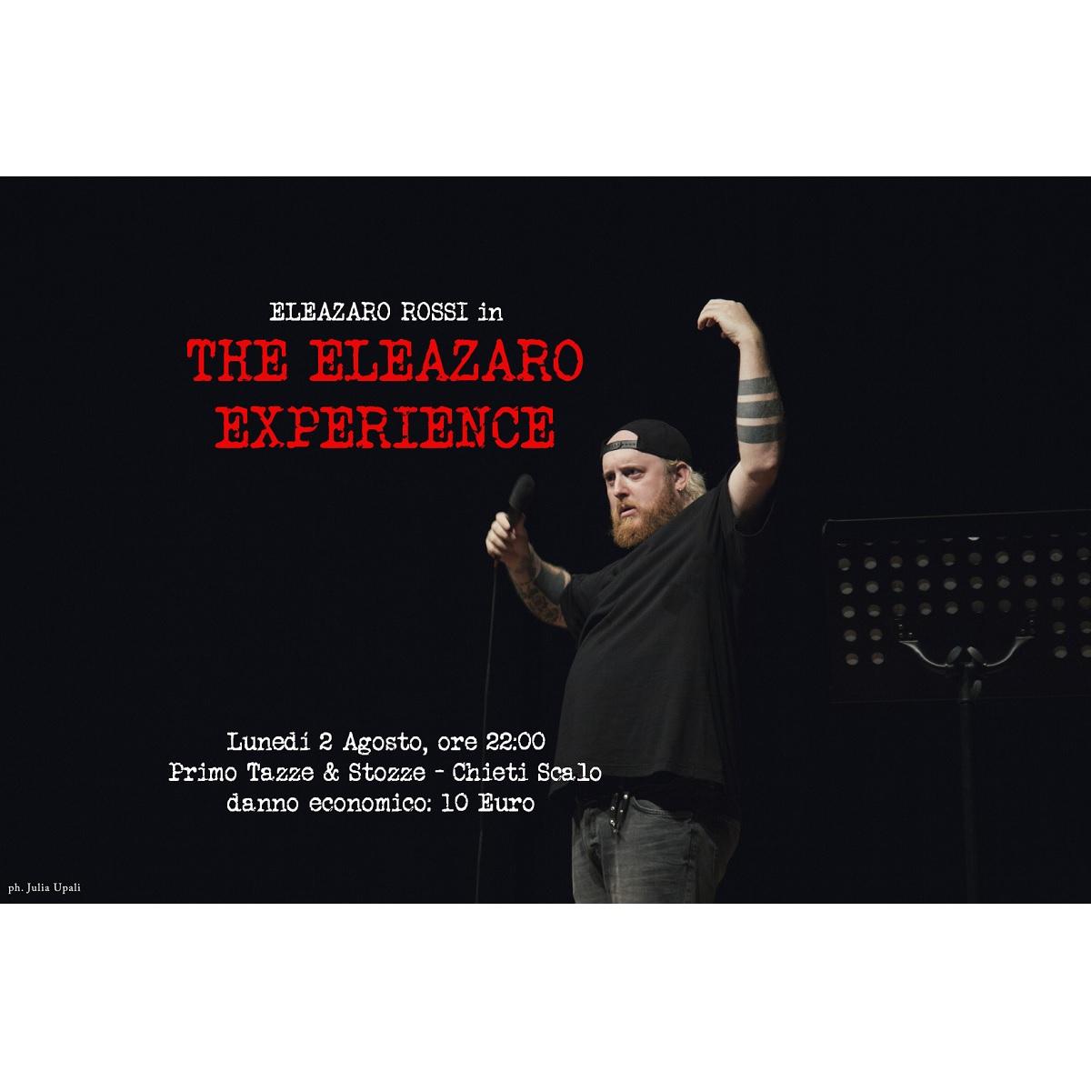 The Eleazaro Experience al Primo a Chieti Scalo foto