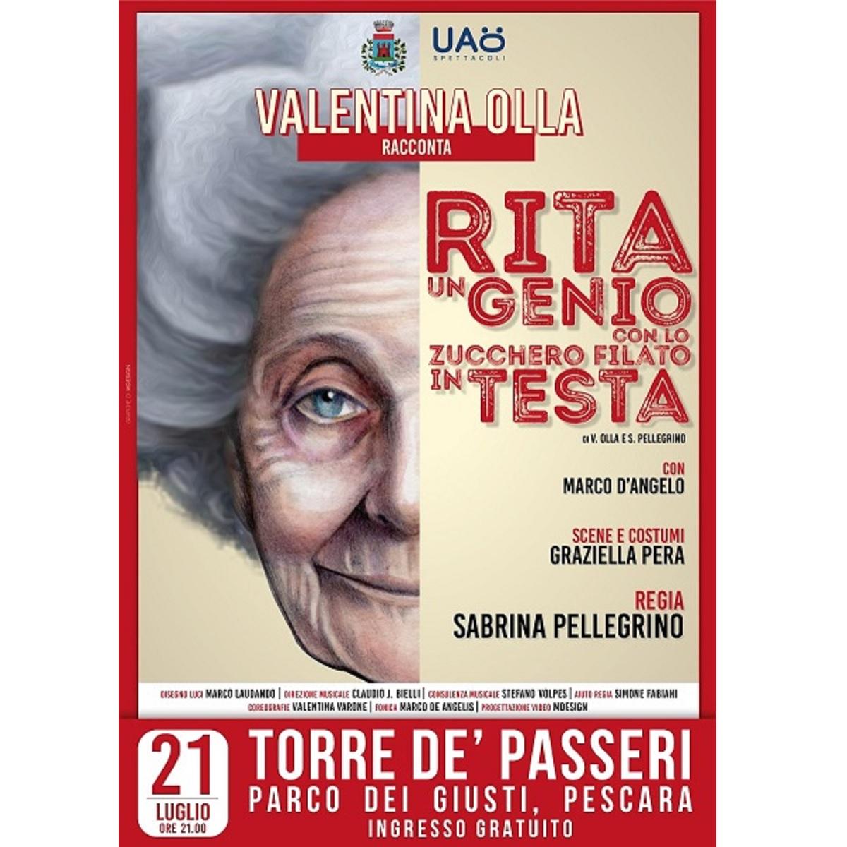 Valentina Olla e Sabrina Pellegrino a Torre de' Passeri foto