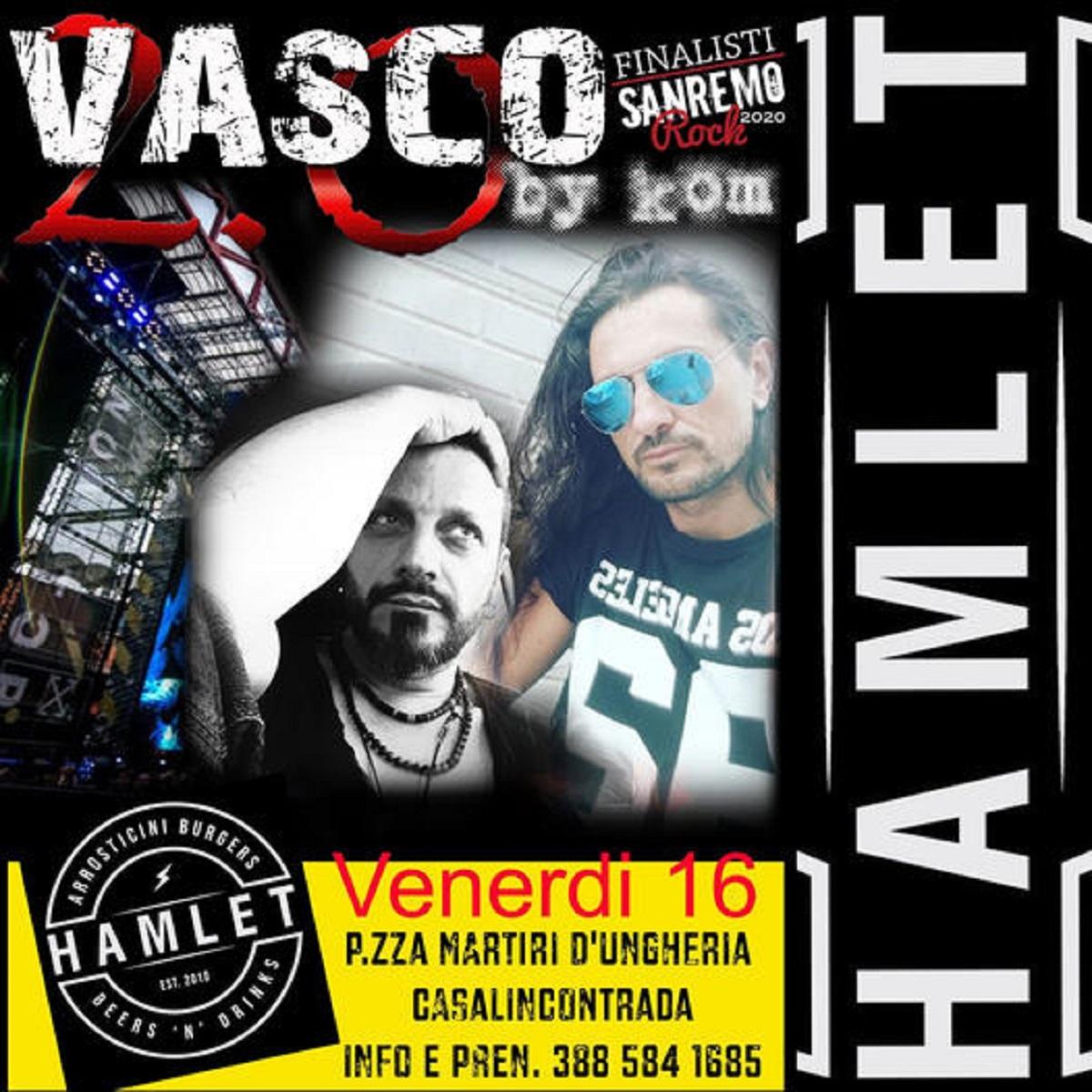 Vasco by Kom all'Hamlet Pub a Casalincontrada foto