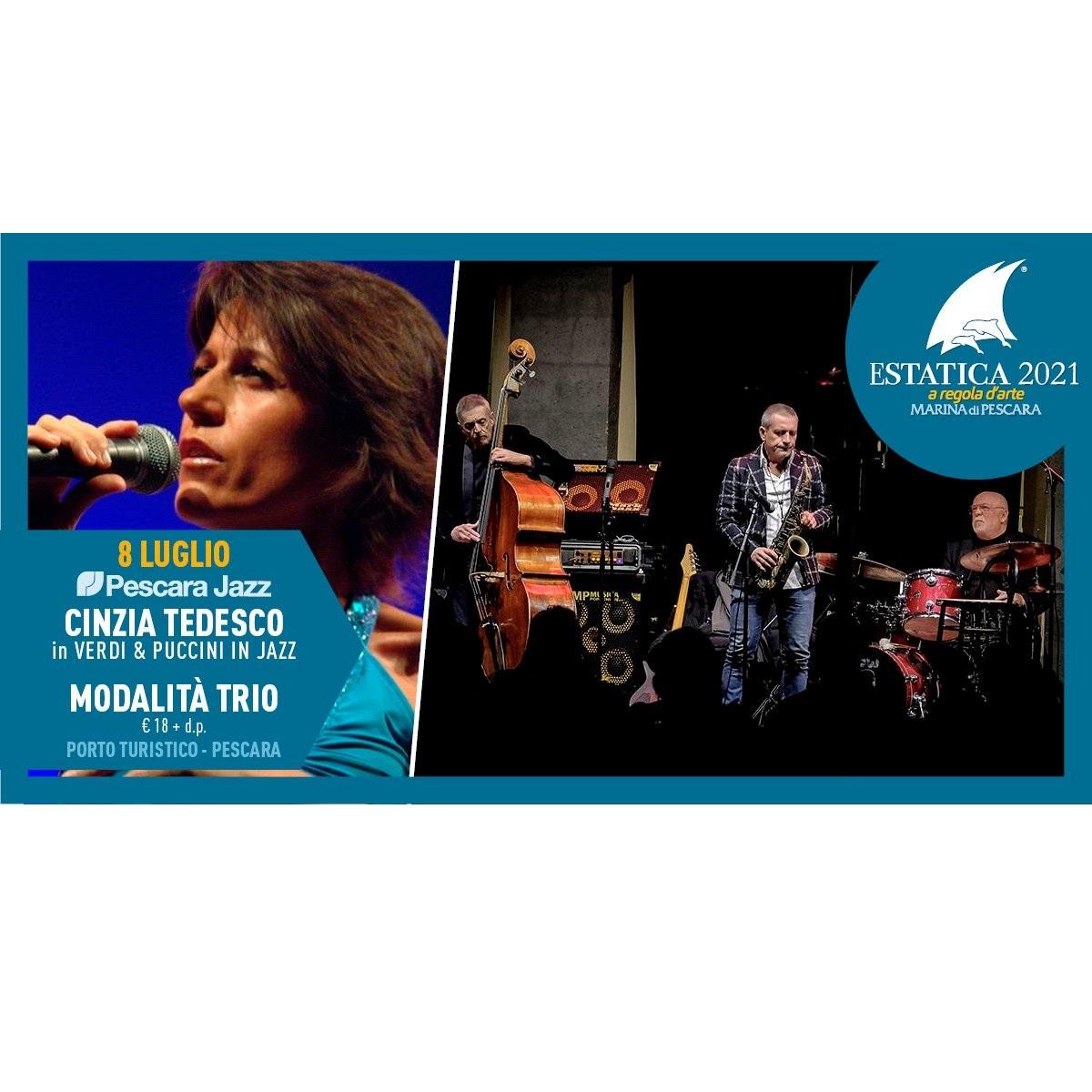Verdi & Puccini in Jazz 8 luglio 2021 foto