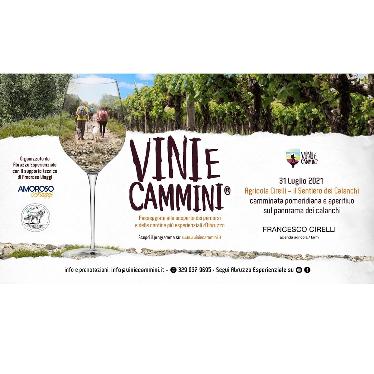 Vini e Cammini - Sentiero dei Calanchi e Cirelli Wines foto